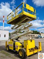 JLG 4394RT. 15 метров scissor lift