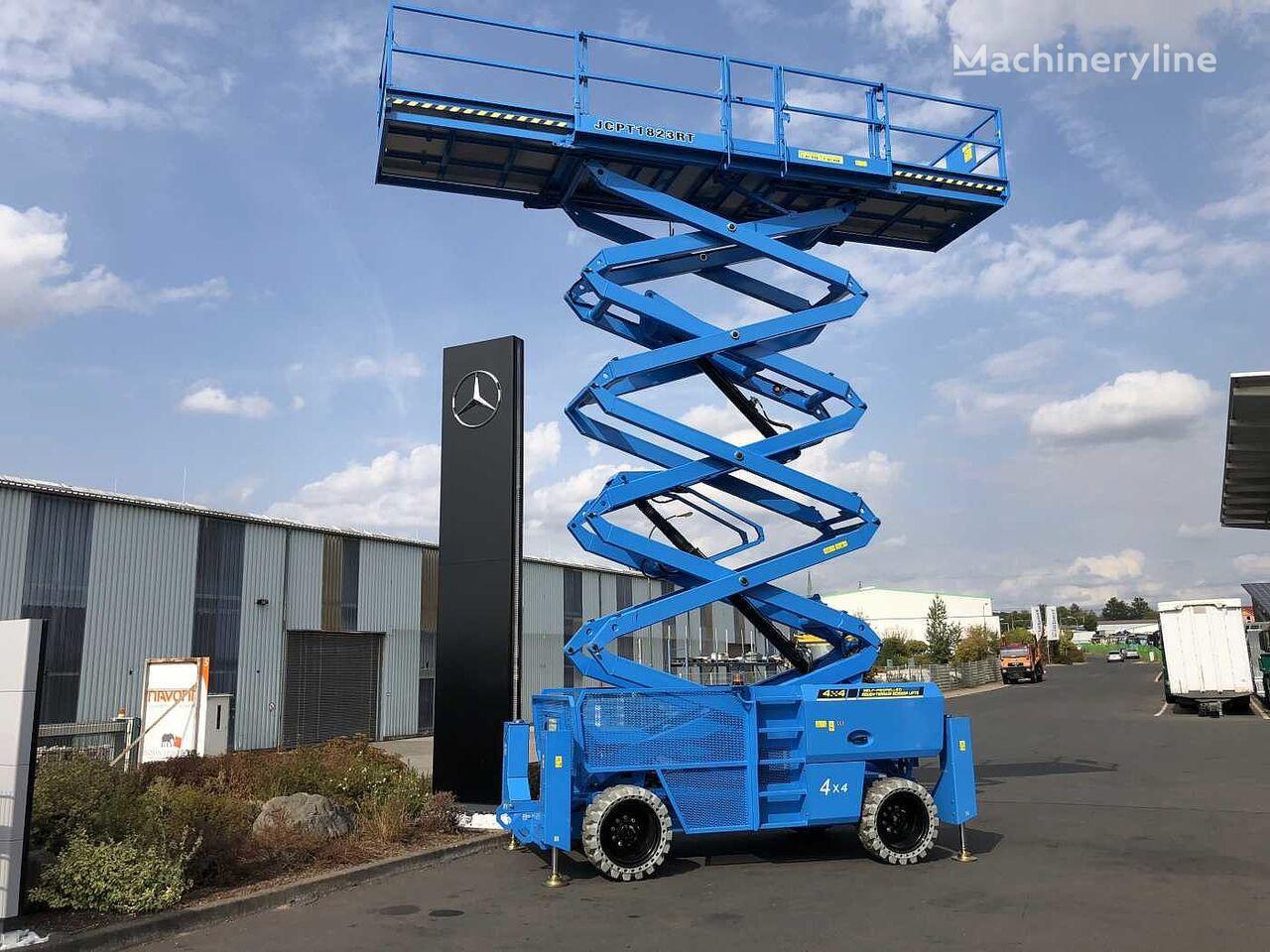 new Dingli Magni JCPT1823RT 4x4 / Superdeck / Diesel scissor lift