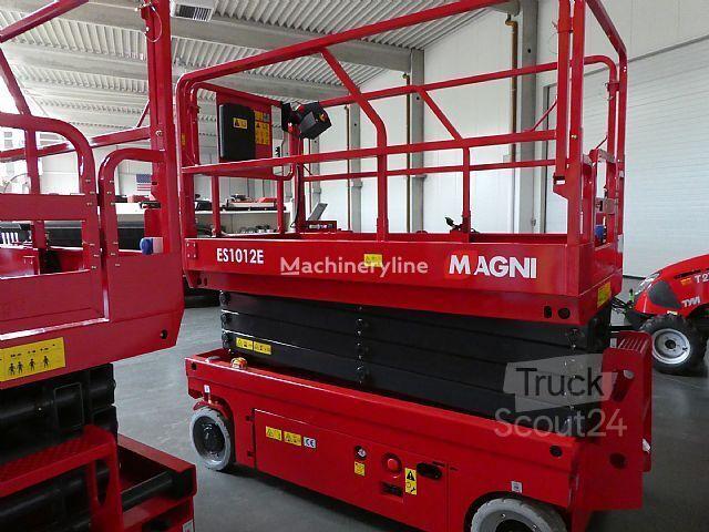 new MAGNI ES1012E scissor lift