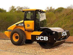 new JCB VM 117D single drum compactor