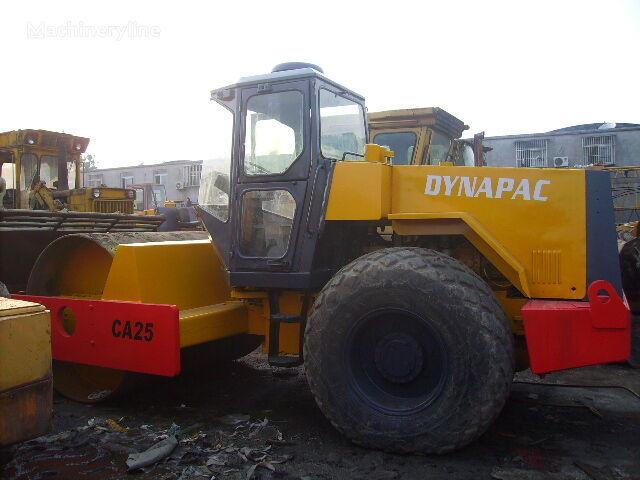 DYNAPAC CA25 single drum compactor