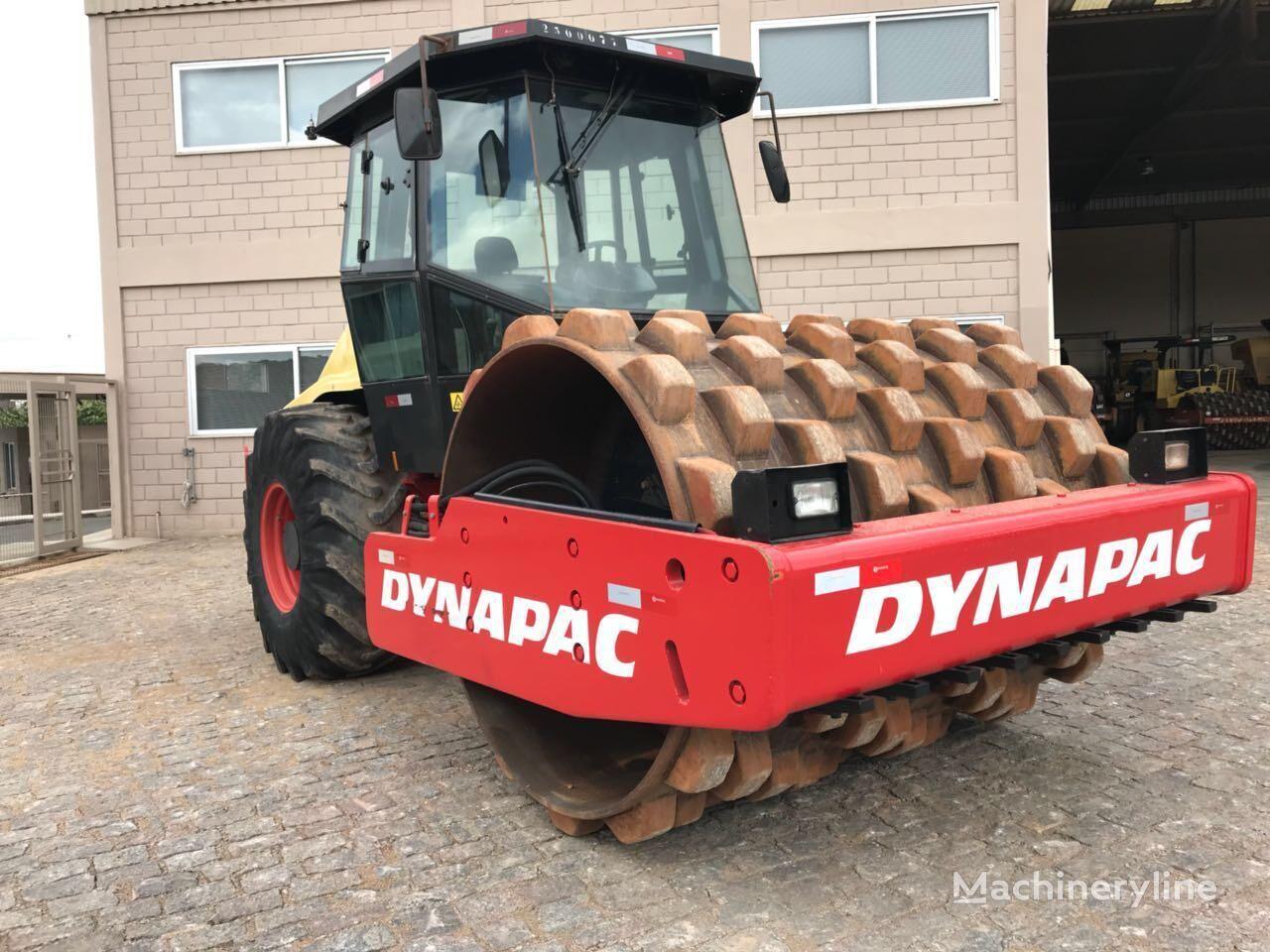 DYNAPAC CA250 PD single drum compactor