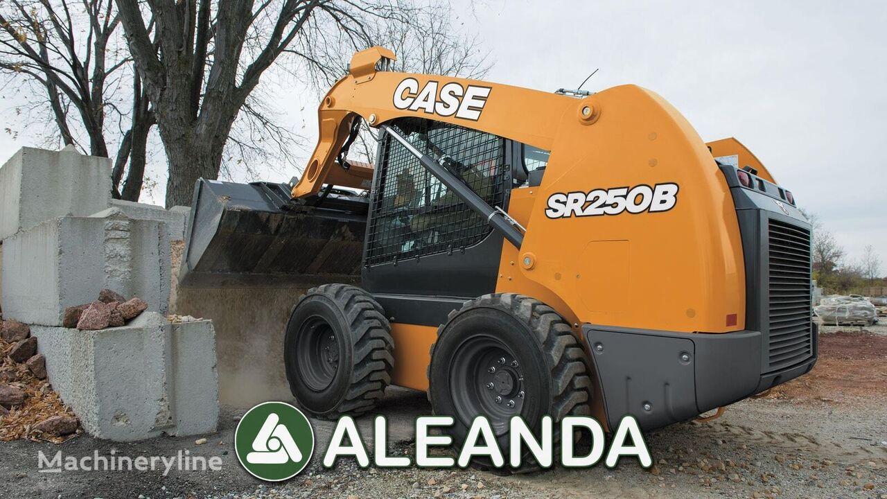 new CASE SR 250 B skid steer