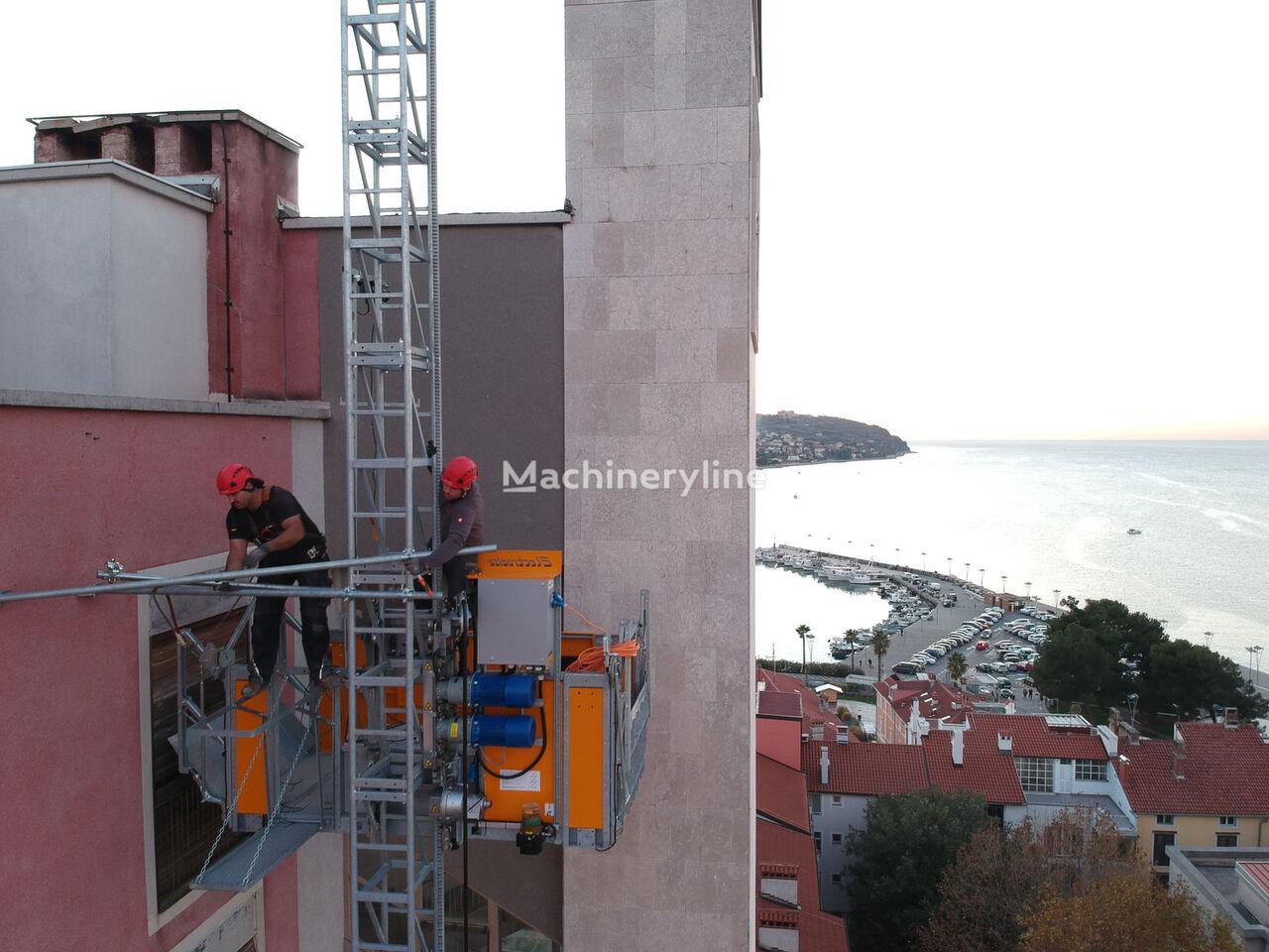 new Electroelsa - EHPM suspended platform