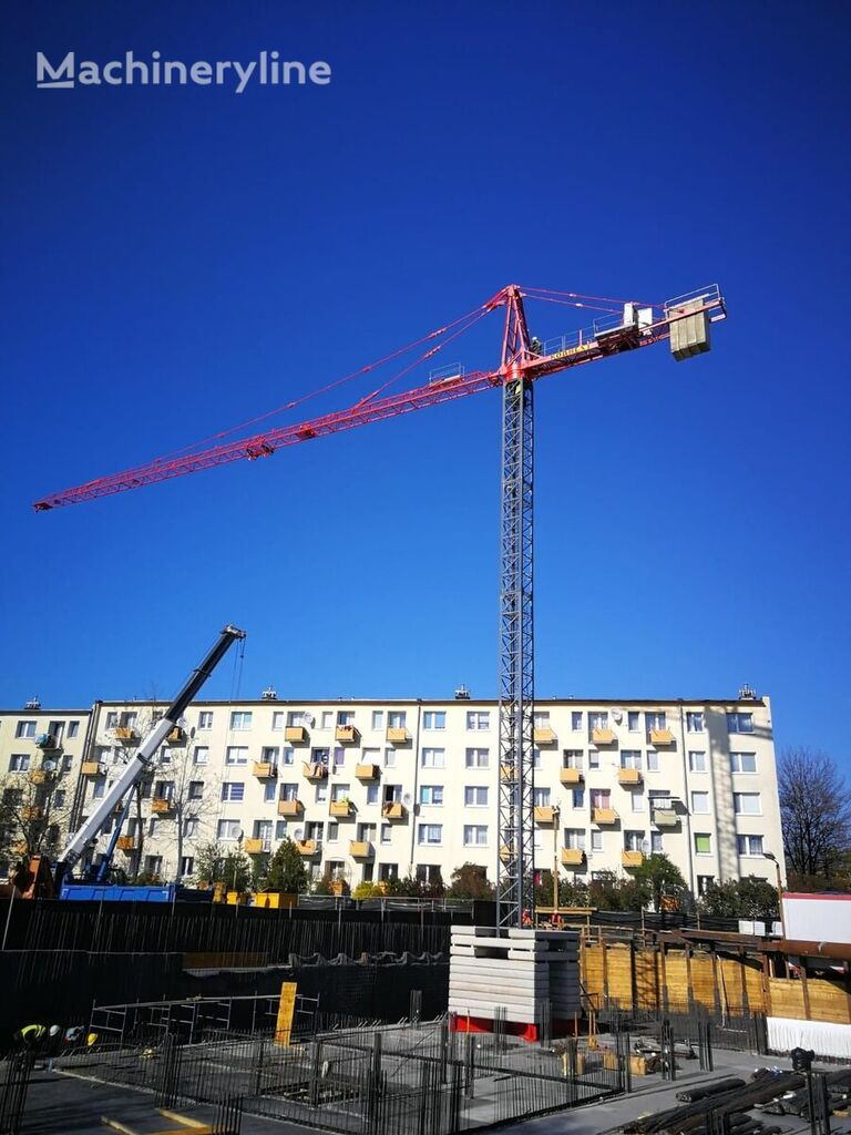 FMGru 1250CTY tower crane