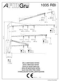 FMGru RBI 1035 tower crane