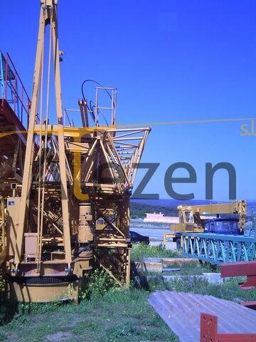 LIEBHERR 50 LC tower crane