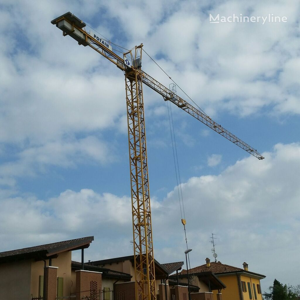 POTAIN MC-48-B tower crane