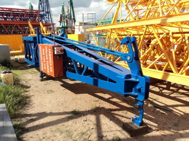 POTAIN metalbo m 5010 opcion base y cabina tower crane