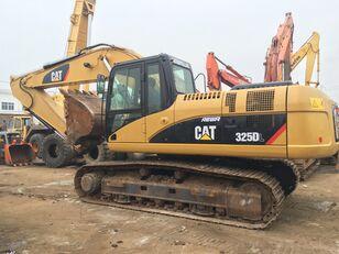 CATERPILLAR 325D tracked excavator