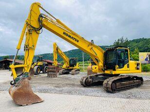 KOMATSU PC 210 LC-8 tracked excavator