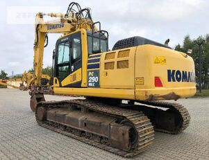 KOMATSU PC290NLC10 tracked excavator