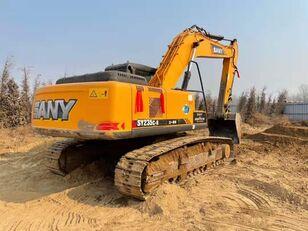 SANY SY235 tracked excavator