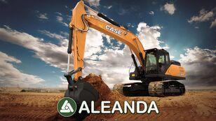 new CASE CX 300 C LC tracked excavator
