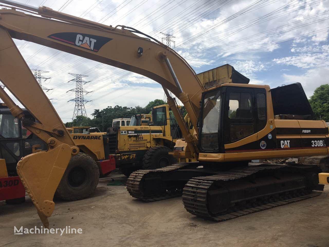 CATERPILLAR 330B tracked excavator