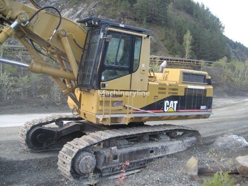CATERPILLAR 365BL FS tracked excavator
