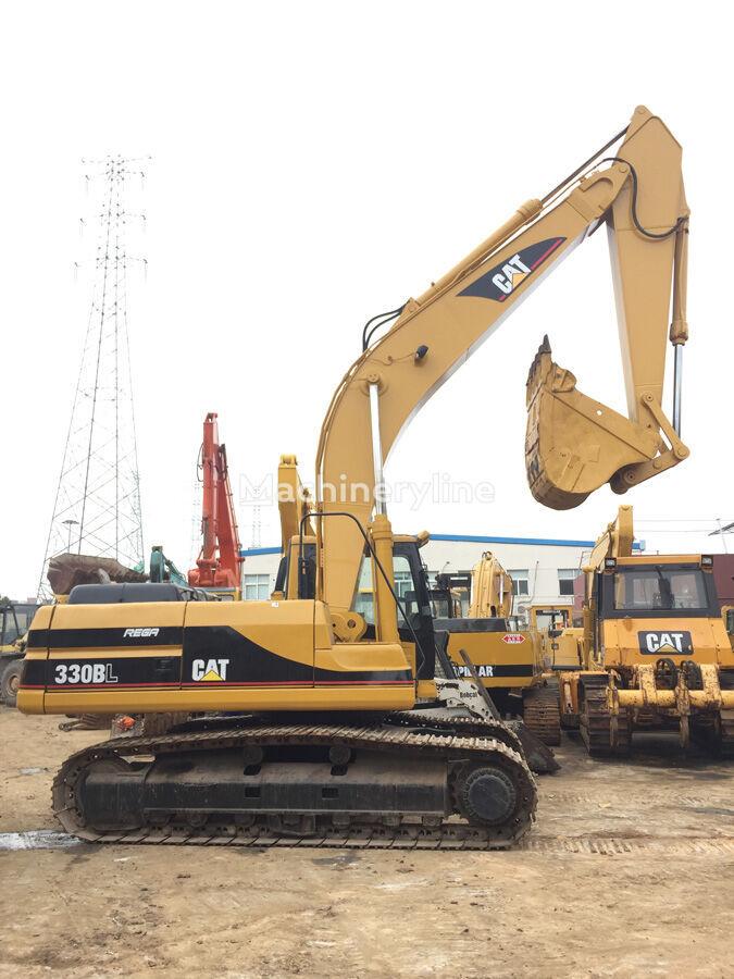CATERPILLAR CAT 330BL tracked excavator