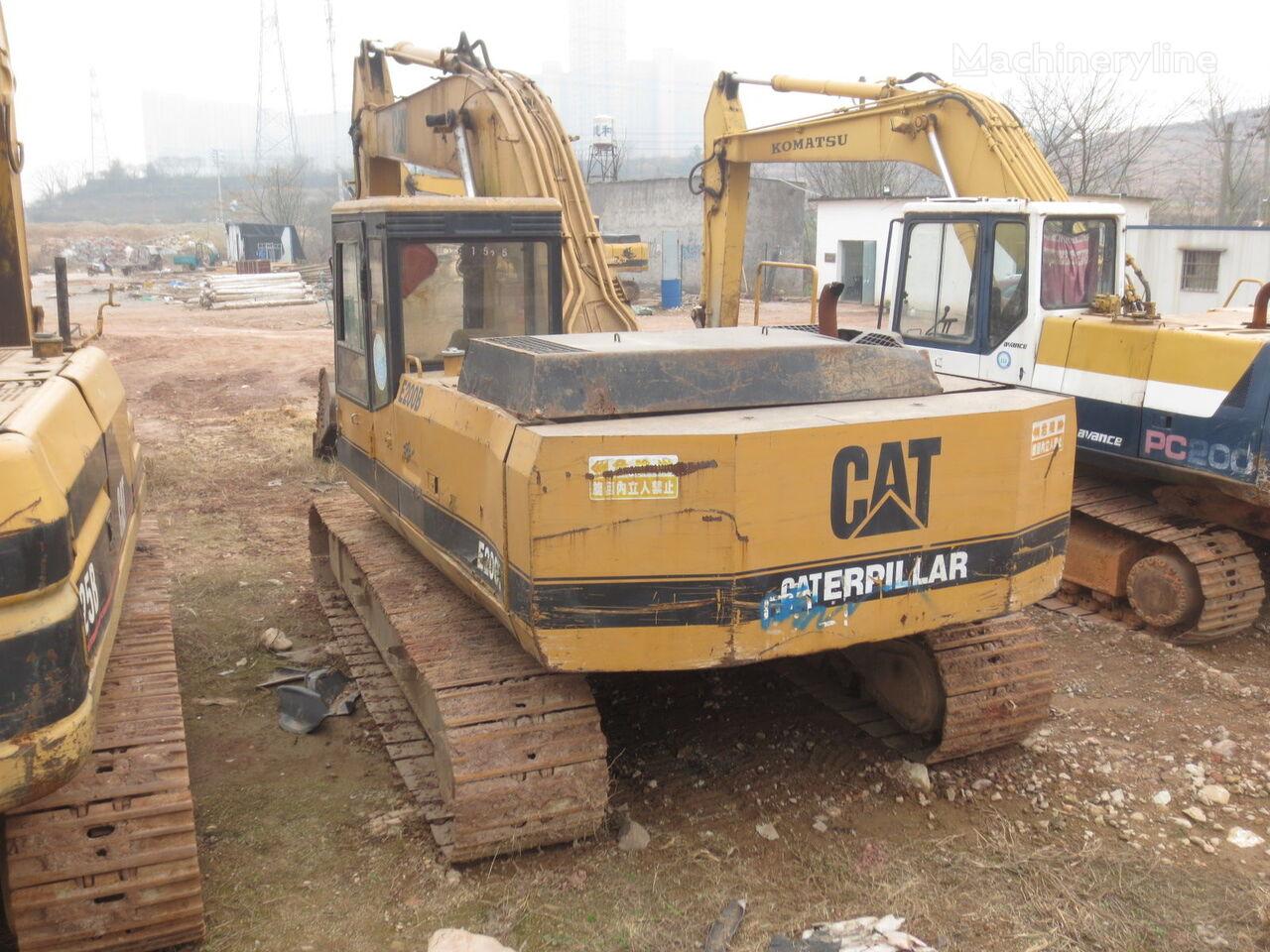 CATERPILLAR E200B EL200B tracked excavator