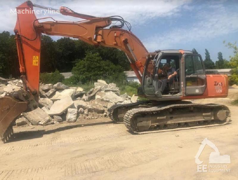 HITACHI ZX 180 LCN tracked excavator