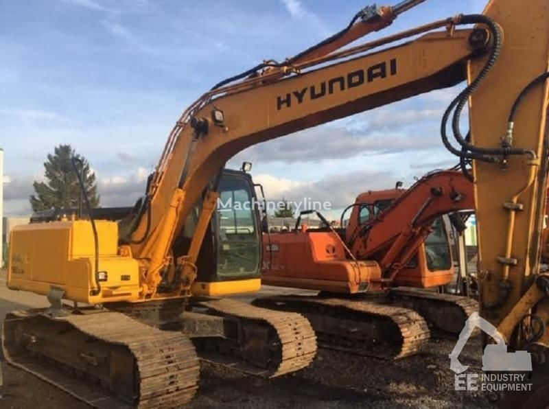 HYUNDAI ROBEX 180 LC-7 tracked excavator