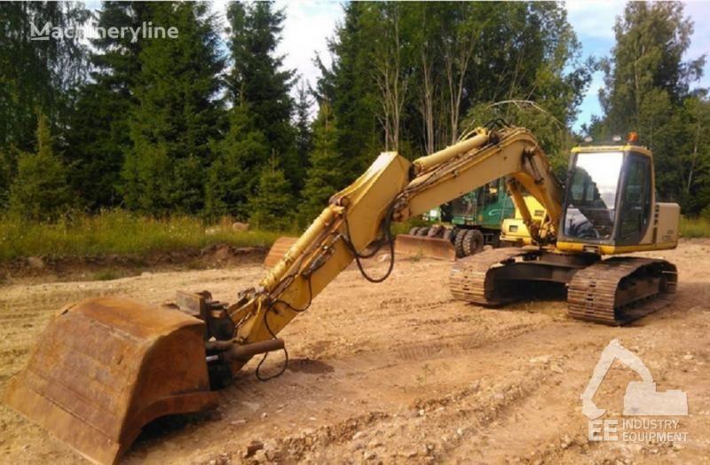 KOMATSU PC 200 EL tracked excavator