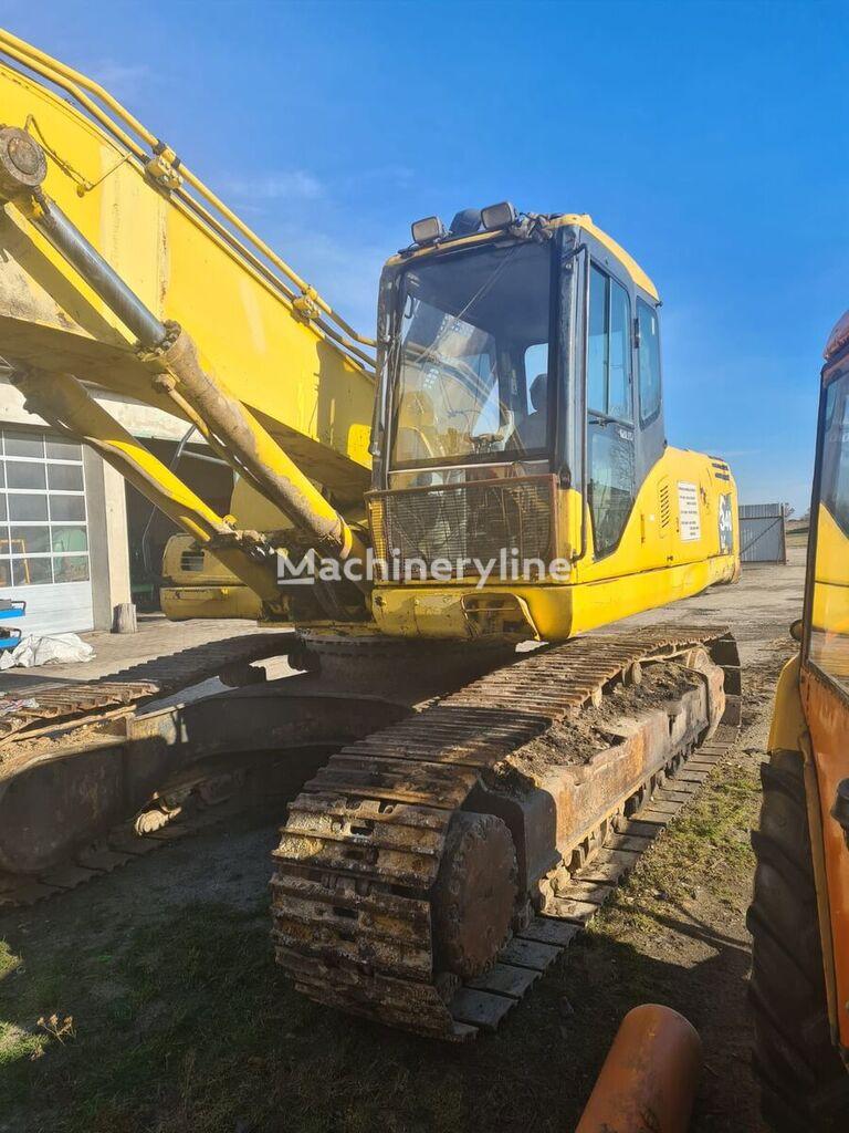 KOMATSU PC 340-7 tracked excavator