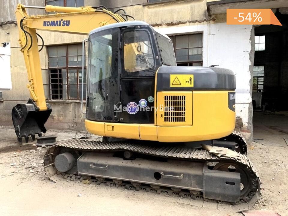 KOMATSU PC128US tracked excavator