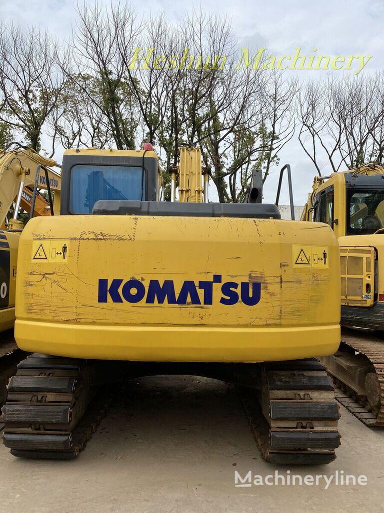 KOMATSU PC130-7 tracked excavator