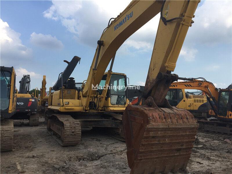 KOMATSU PC360-7 tracked excavator