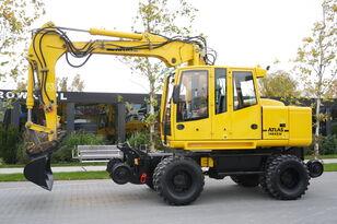 ATLAS Road-rail excavator Atlas 1404ZW wheel excavator