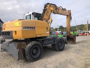LIEBHERR A316 wheel excavator