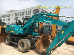 SUNWARD AWE130W wheel excavator