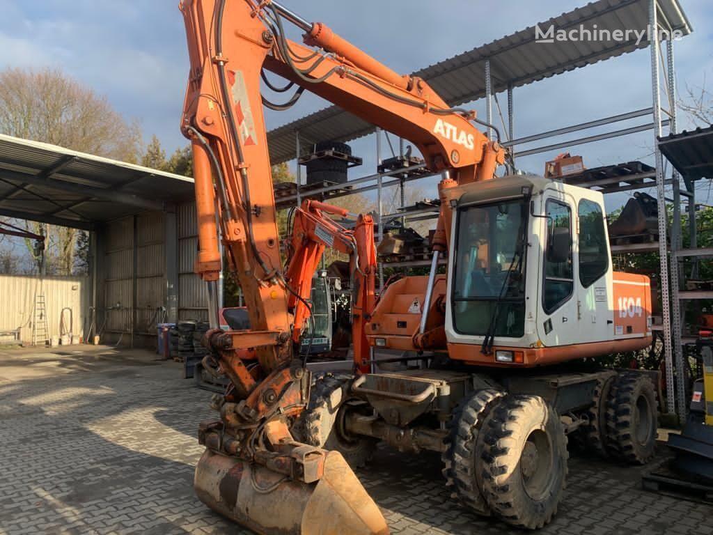 ATLAS 1504 wheel excavator