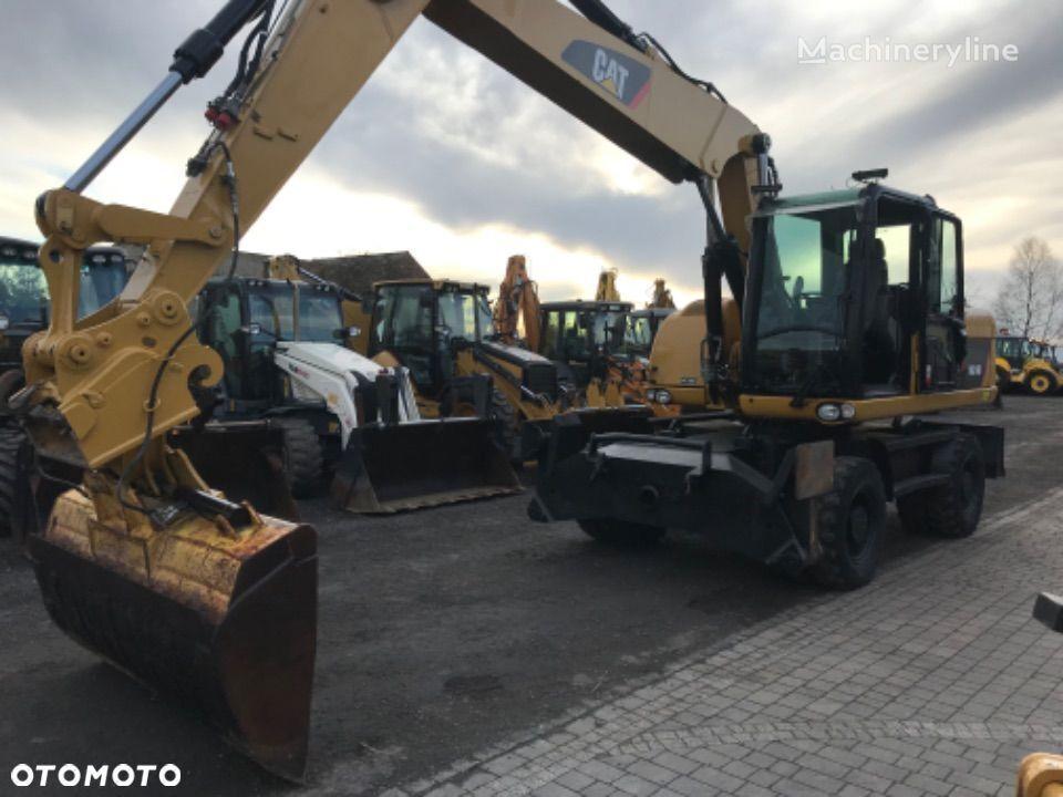 CATERPILLAR 316D podpory jcb komatsu 315 313 Koparka wheel excavator