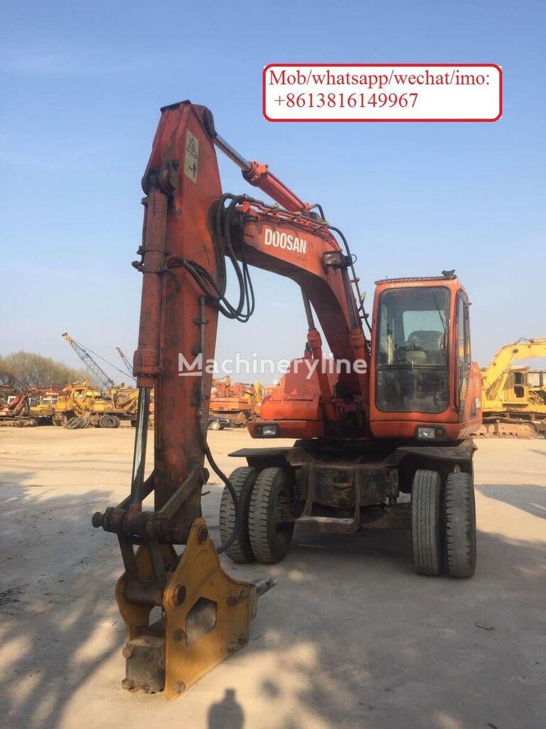 DOOSAN WV140 wheel excavator