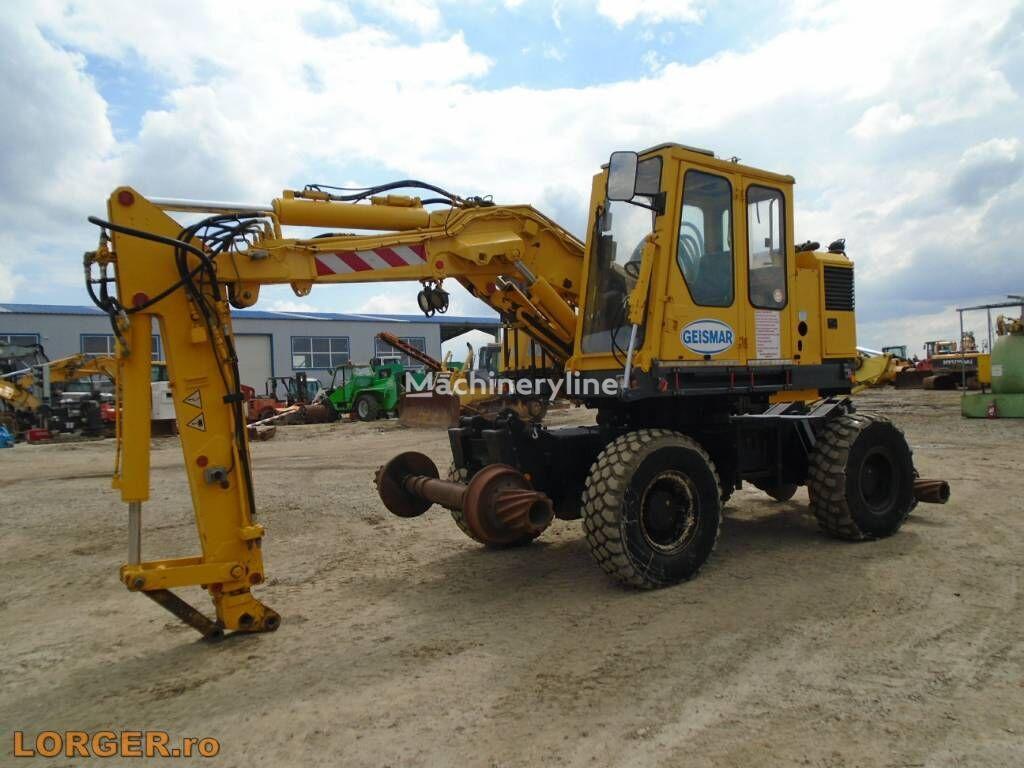Geismar KGT-V wheel excavator