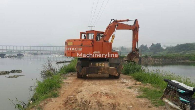 HITACHI WH04 wheel excavator
