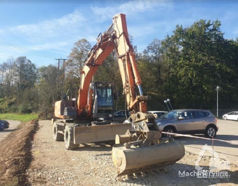 HITACHI ZX 130 W wheel excavator