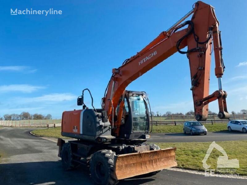 HITACHI ZX 140 LC-3 wheel excavator