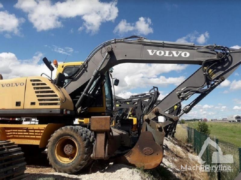 VOLVO EW 140 B wheel excavator