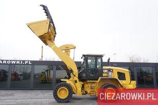CATERPILLAR 938M , 17.5t , grab bucket , auto-greasing , cab air filter , jo wheel loader