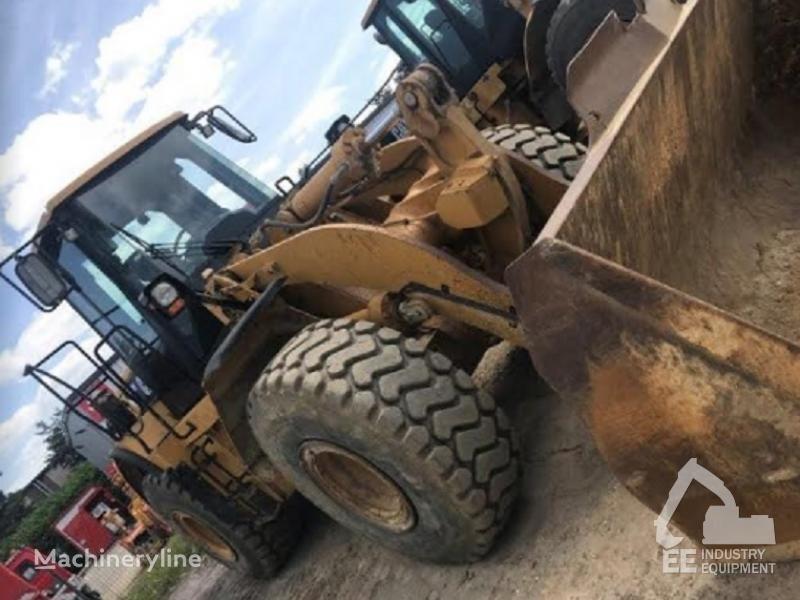CATERPILLAR 950 H wheel loader