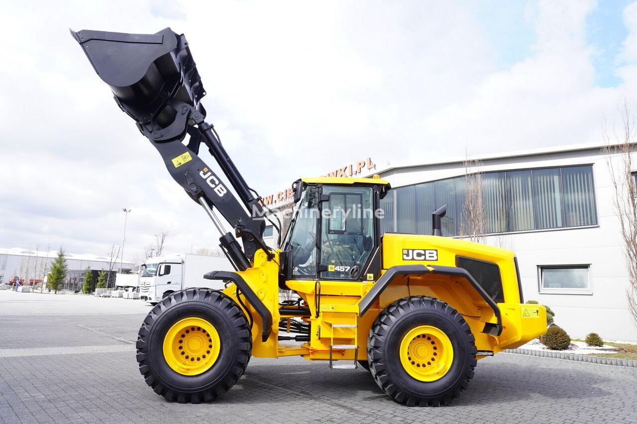 JCB 547 HT , 20t , bucket 3,5m3 , joystick , SRS , NEW MODEL  wheel loader