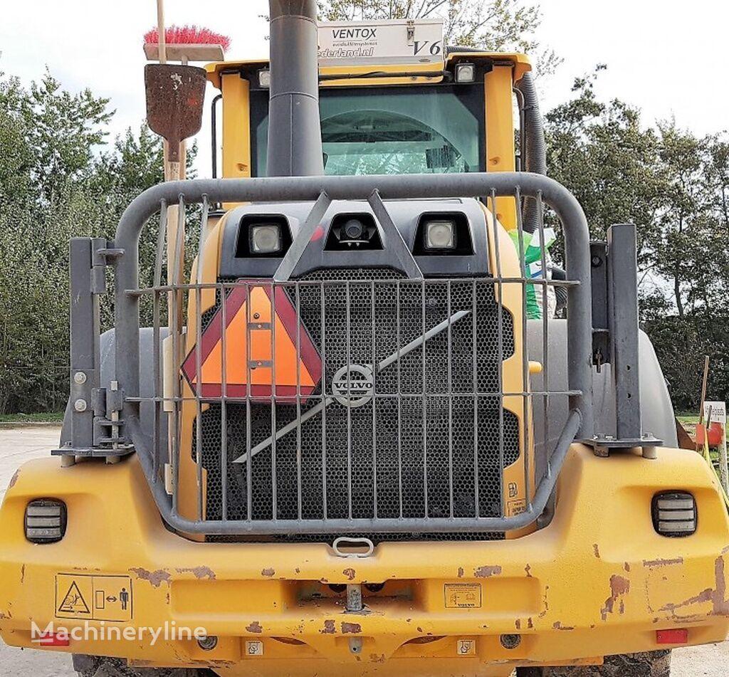 VOLVO Grill guard - protection L60-L70-L90 wheel loader