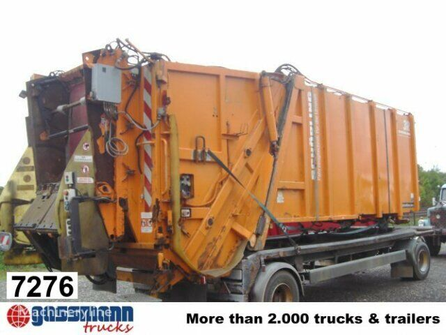 Andere 3 R garbage truck body
