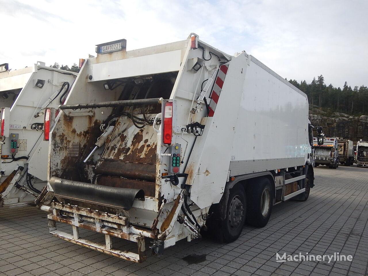 Zoeller MEDIUM XL garbage truck body
