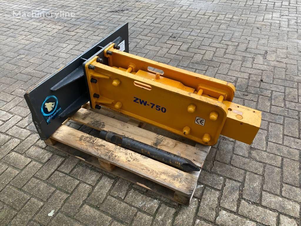 HAMMER ZW-750 hydraulic breaker