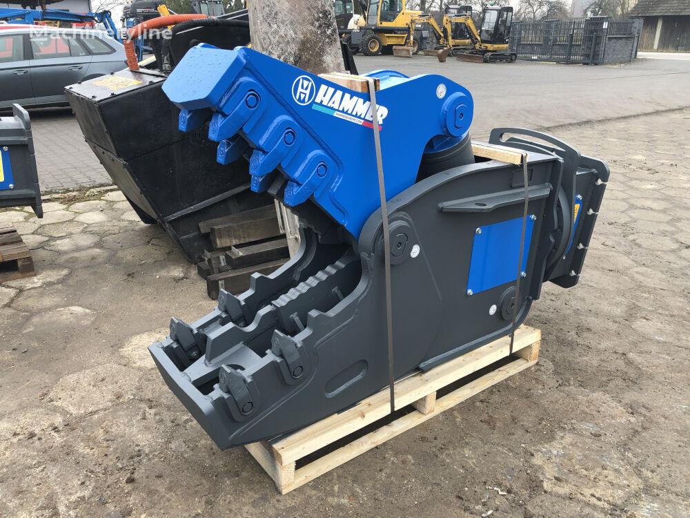 HAMMER RH12 RH15 RH20 RH25 NOŻYCE PULVERIZERS hydraulic shears