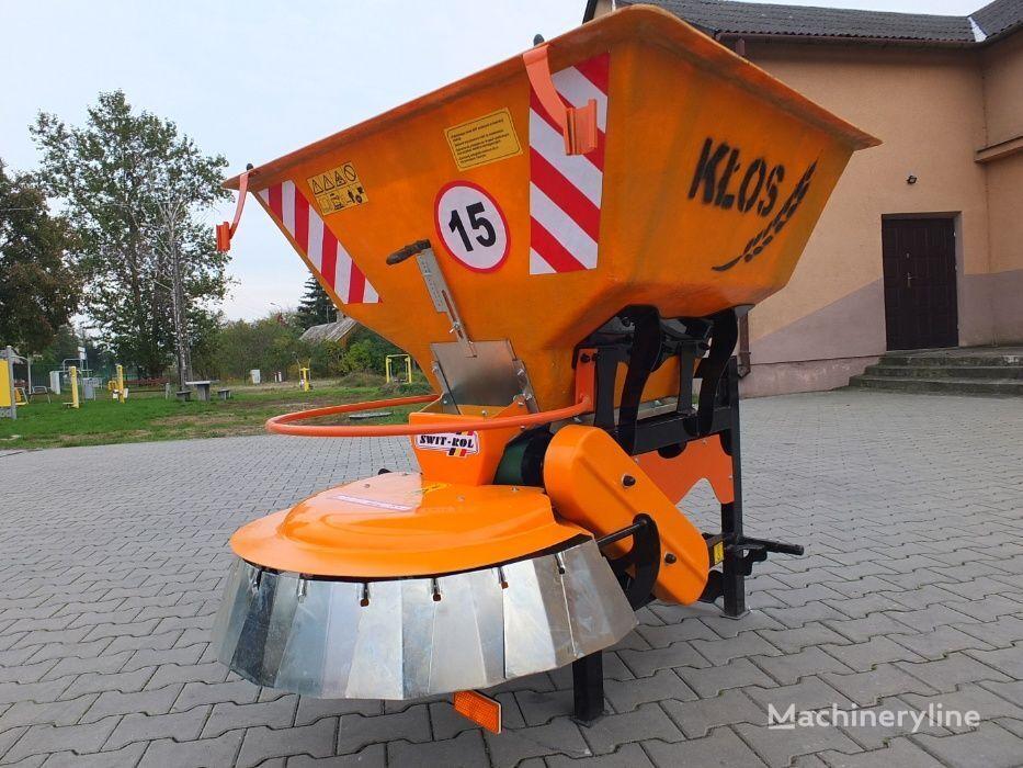 new Piaskarka komunalna Posypywarka Rozsiewacz 300kg 400kg mounted sand spreader