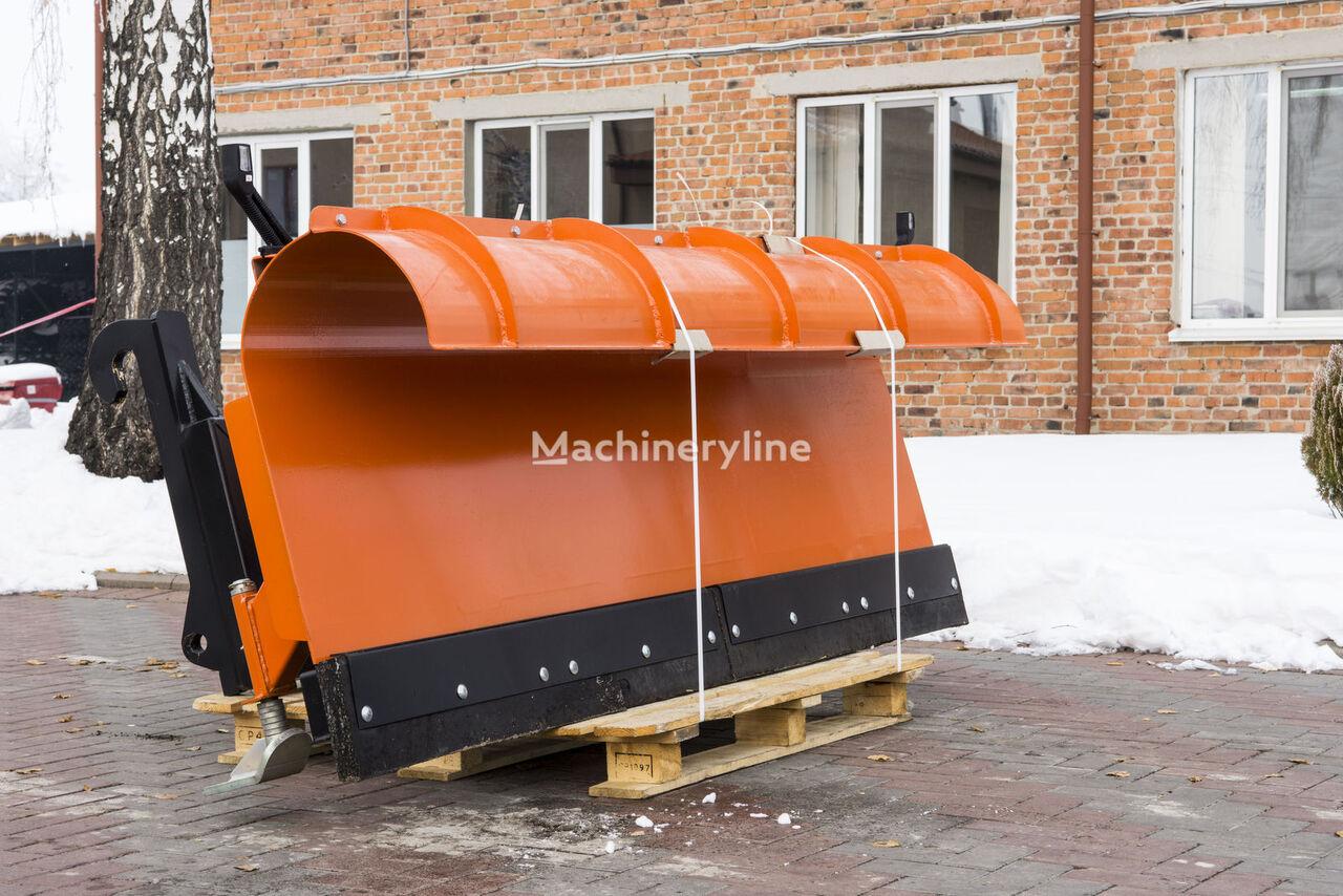 new Atom snow plough